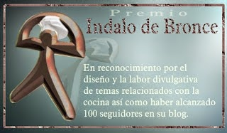 PREMIO INDALO BRONCE
