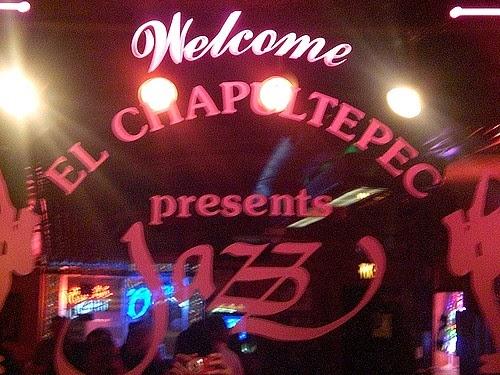 El Chapultepec