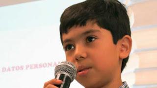 niño genio michoacano