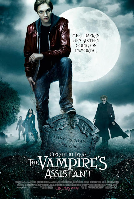 The Vampire's Assistant  [Latino]