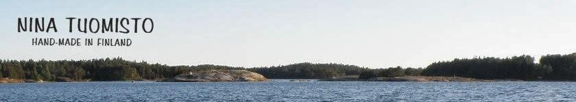 NINA TUOMISTO - HANDMADE IN FINLAND