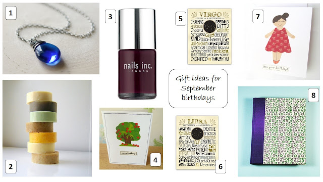 september birthday gifts