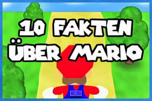Top 10 Fakten über Mario