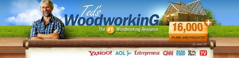 TED'S WOODWORKING COURSE