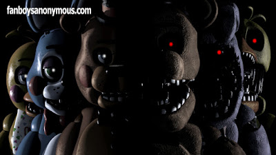freddy pizza pizzaria horror scary game online dark death robots bear fox chicken