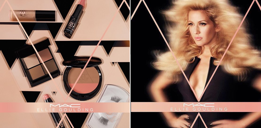 mac limited edition, mac collection, mac ellie goulding, mac bronzer, mac lipstick,