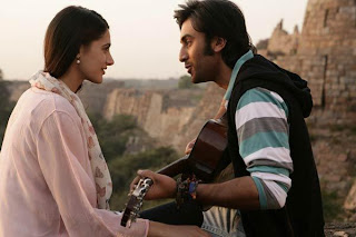 Rockstar HD Wallpaper Hot Nargis Fakhri, Ranbir Kapoor
