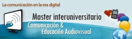 Máster Internacional en Comunicación y Educación Audiovisual