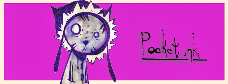 Pocket Ink a weird and wonderful Animation friendly site