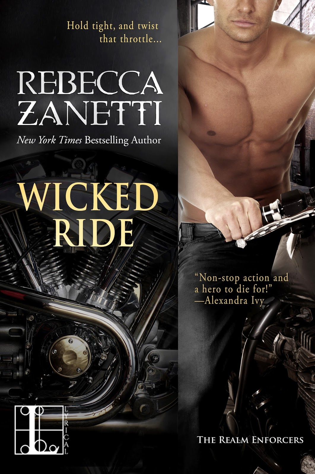 Cover Reveal: Wicked Ride by Rebecca Zanetti