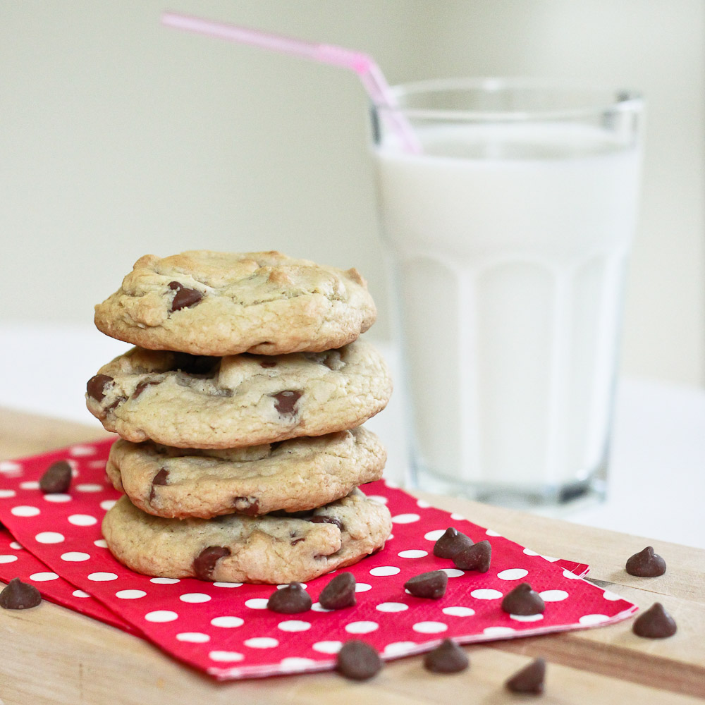 Milk chocolate chip cookie recipes