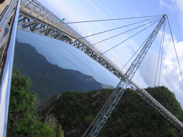 Jambatan Di Malaysia Tersenarai Antara 5 Jambatan Paling Ngeri Di Dunia