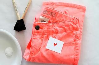 Como customizar calça jeans infantil