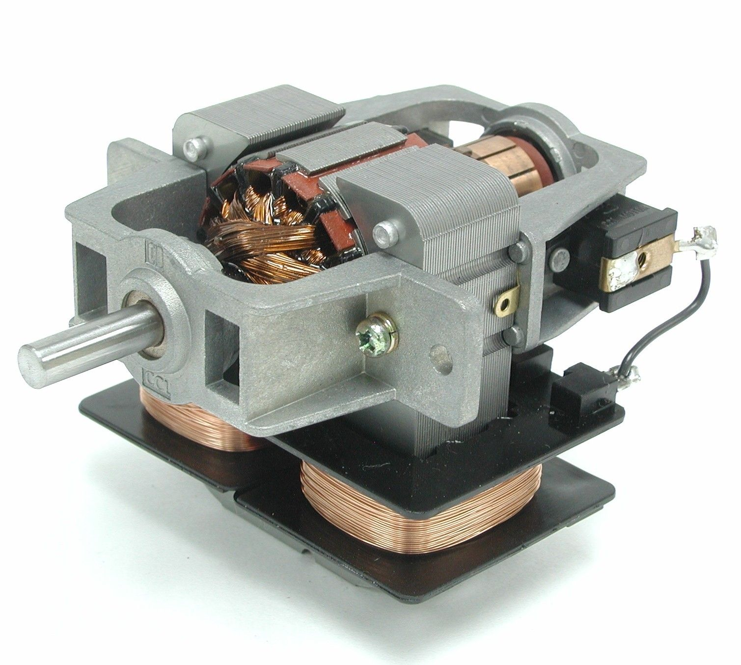 Application Of Dc Series Motor Stator Voltage Control An Induction Circuit Globe Wound Or
