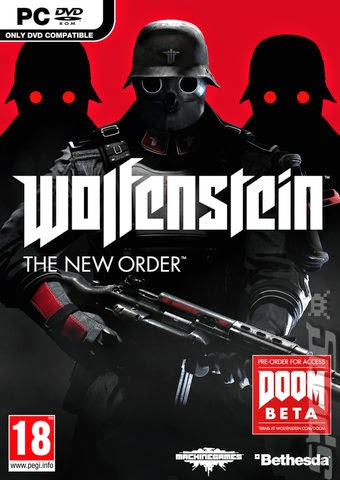 Wolfenstein The New Order 2014