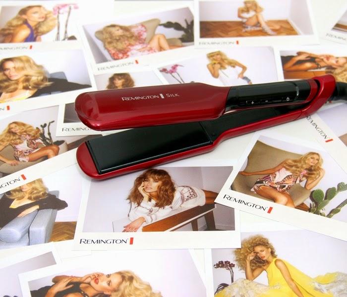 בלוג אופנה Vered'Style - מחליק השיער החדש שלי מבית רמינגטון