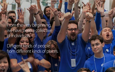Apple Rilis Program Sukarelawan Bagi Pegawai