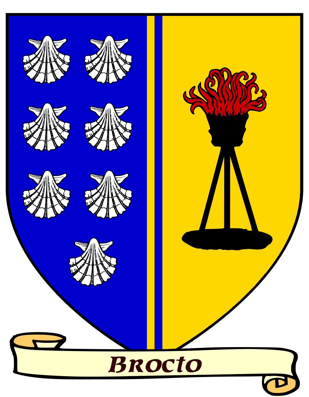 modern coat of arms generator