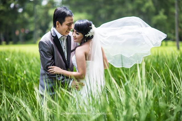 Indo nusantara wedding