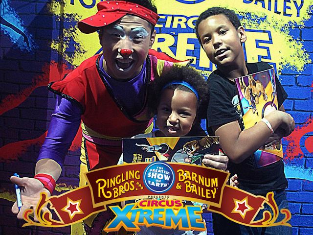 Ringling Bros and Barnum and Bailey Circus is Xtreme in CLE!