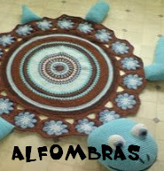 http://wwwmanualidadesdelana.blogspot.com.es/2013/11/alfombras-de-lana.html