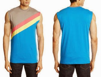 Amazon: Buy GoBahamas Men's T-Shirt at Rs.239