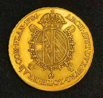 Worldwide Numismatics Austrian Netherlands Gold coins