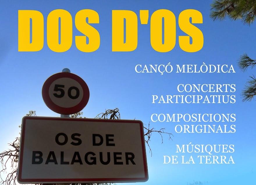 DOS D'OS