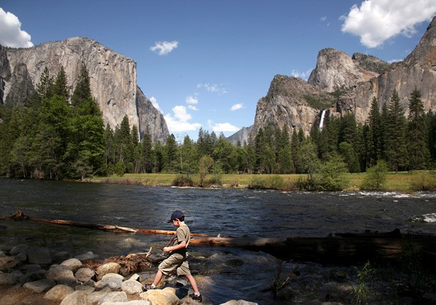 yosemite national park art and entertainment blog