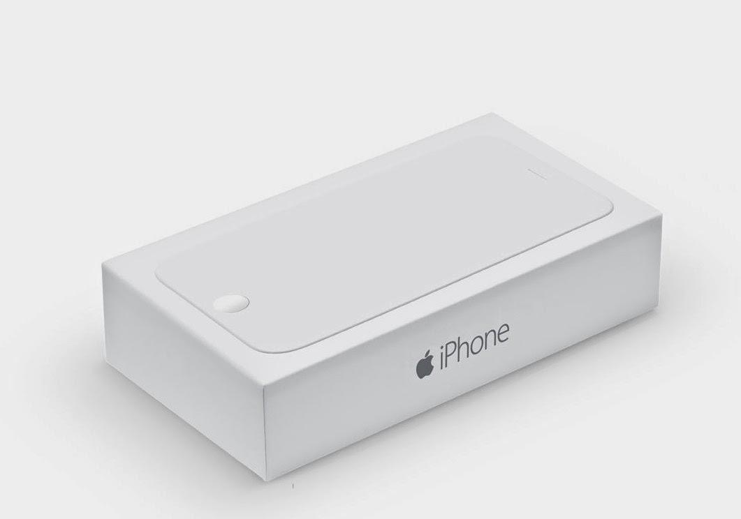 Apple iPhone 6 Ürün Kutusu