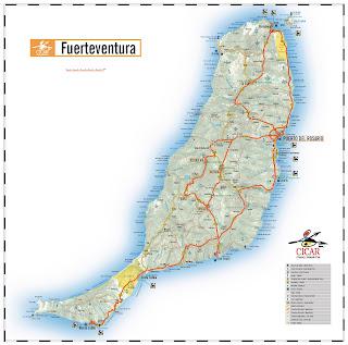 Fuerteventura island – Ideal place for quiet life - Spain