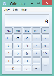 buka kalkulator