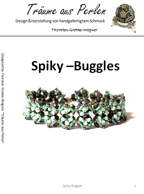 Anleitung Spiky-Buggles