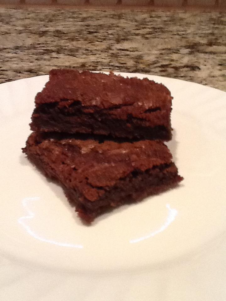 The Cooking Diary of a Working Mom: Nutella Brownies