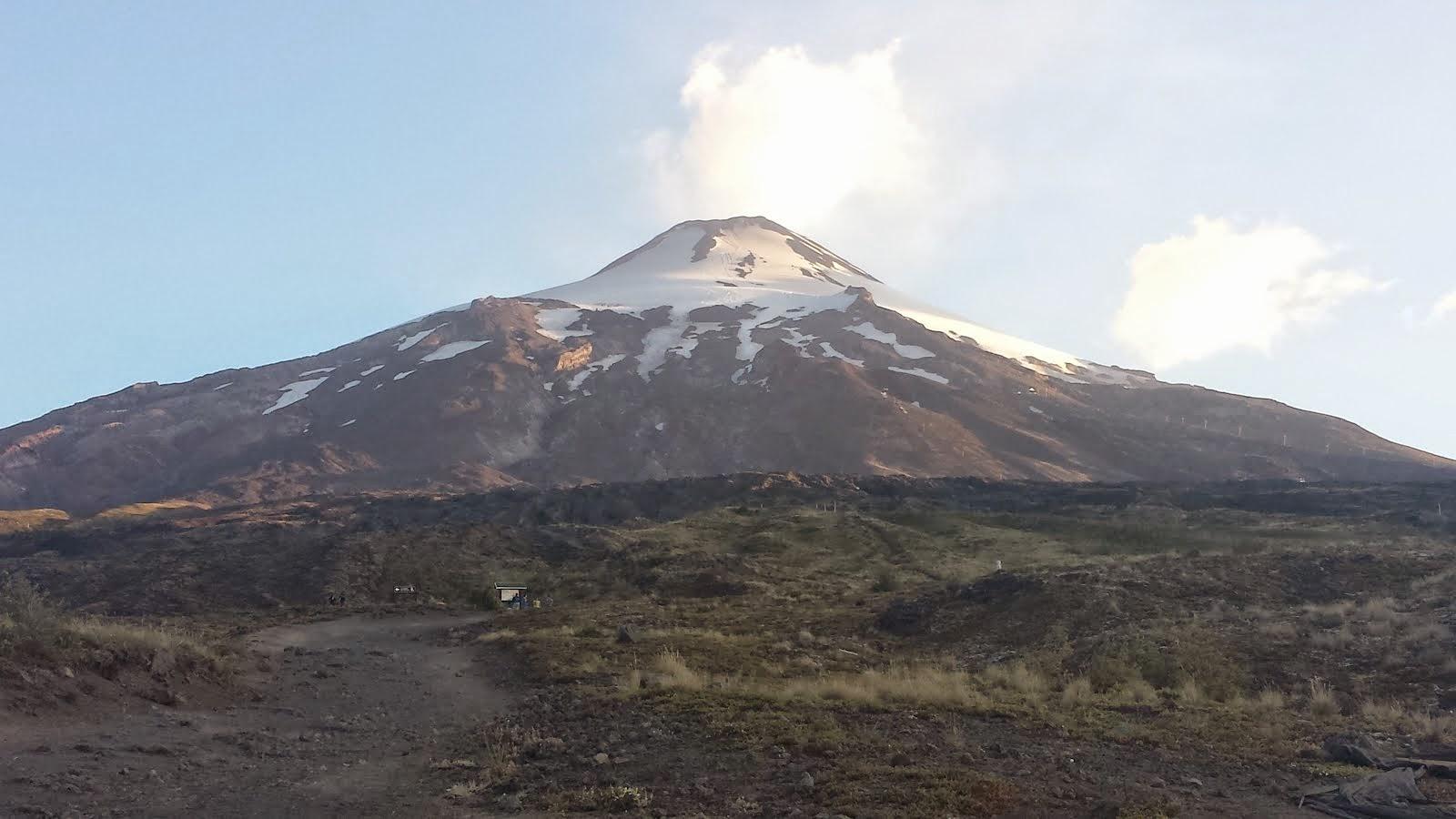 vulcano yesterday