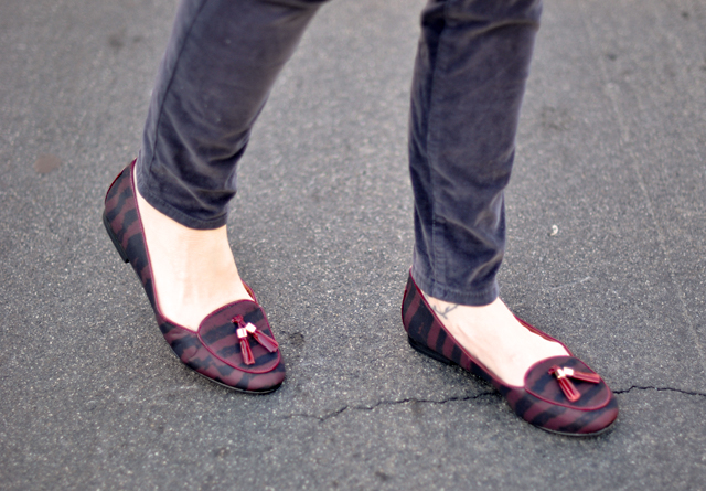 tasseled loafers, cute flats, shoes