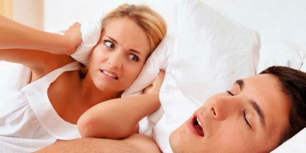Cara Menghilangkan Kebiasaan Mendengkur