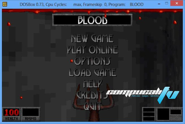 Blood 1 PC Full EXE