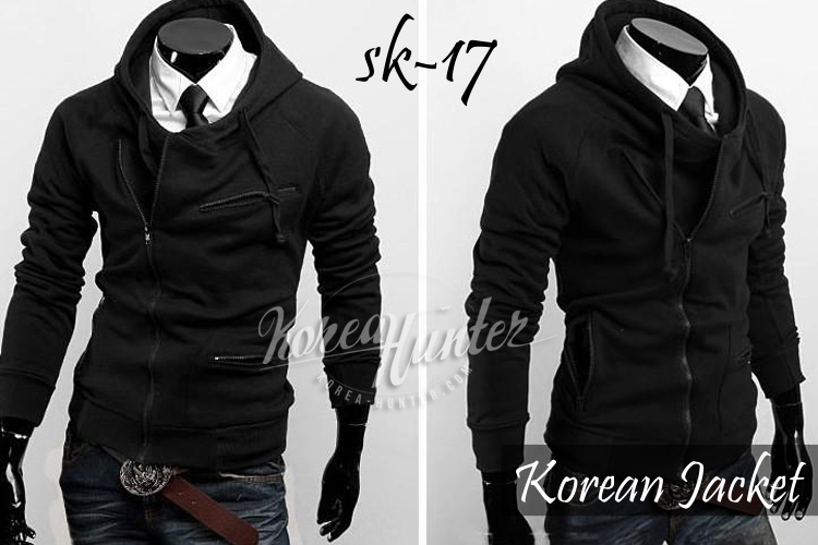 KOREA-HUNTER.com jual murah Korean Style Casual Jacket | kaos crows zero tfoa | kemeja national geographic | tas denim korean style blazer