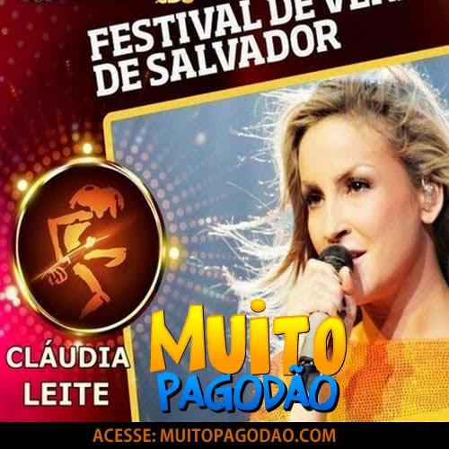Claudia Leite Ao Vivo No Festival de Verão 2015