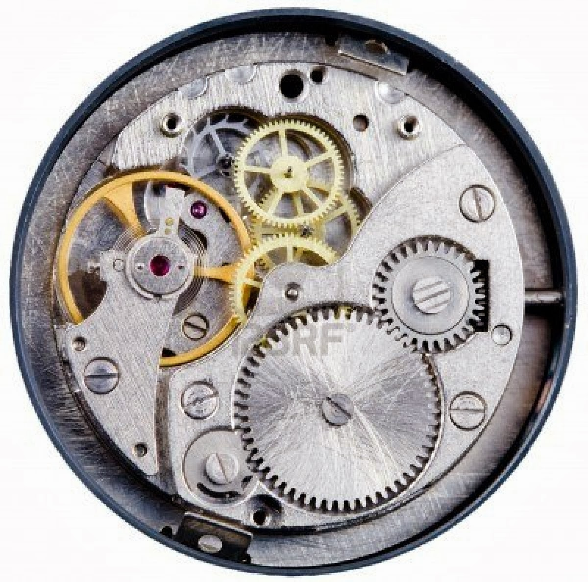 Reloj linterna - Mecanismos de reloj de pared ...
