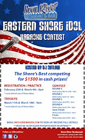 Eastern Shore Idol 2015