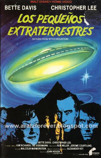 Los pequeños extraterrestres, Disney