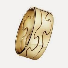 دبل خطوبة جديد 2014 Engagement ring