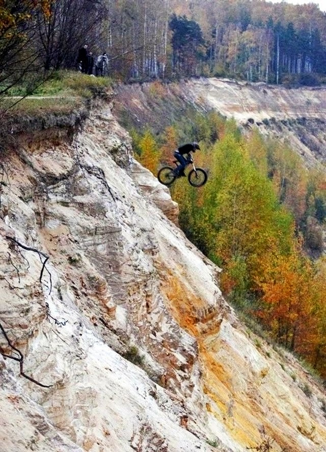 Adrenaline Junkies Mountain Bike