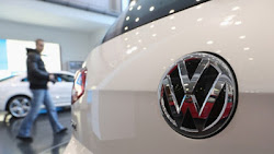 Volkswagen of Germany Takes Pole Position in Race for World's Biggest Car Manufacturing