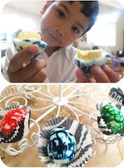 Dino eggs!