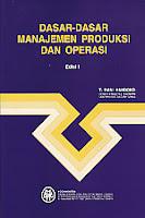 toko buku rahma: buku DASAR-DASAR MANAJEMEN DAN OPERASI, Edisi 1, pengarang hani handoko, penerbit BPFE