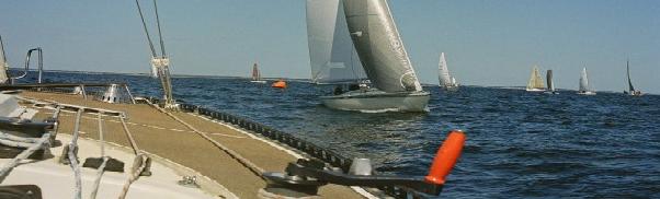 Segelbåt Saffran - Smaragd