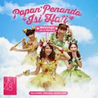 JKT48 – Papan Penanda Isi Hati (Kokoro No Placard)